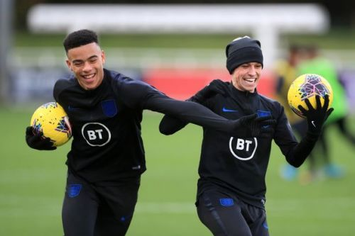 England squad named for triple-header as Phil Foden and Mason Greenwood axed