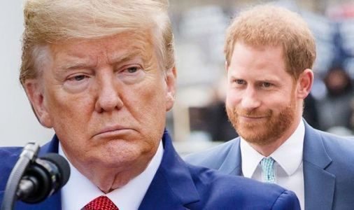 Prince Harry's 'blood on hands' insult sparked Donald Trump's furious 'resentment' of Duke