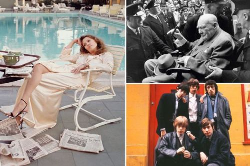 Remembering Terry O'Neill - the photography icon who made the Swinging 60s click
