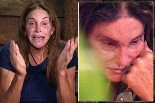 Caitlyn Jenner snubbed by family for a second time in I'm A Celeb letters from home