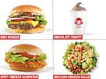 Wendy's reveals its UK menu as it prepares to open branches around the country