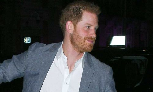 Prince Harry gives first speech since agreement with the Queen about his and Meghan Markle's future
