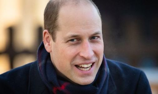 Prince William sparks frenzy after fans notice 'uncanny' resemblance to Formula One driver