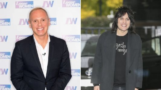 Judge Rinder revealed he was crushing hard of Noel Fielding during Celebrity Bake-Off filming and we can relate: 'He said I looked gorgeous'