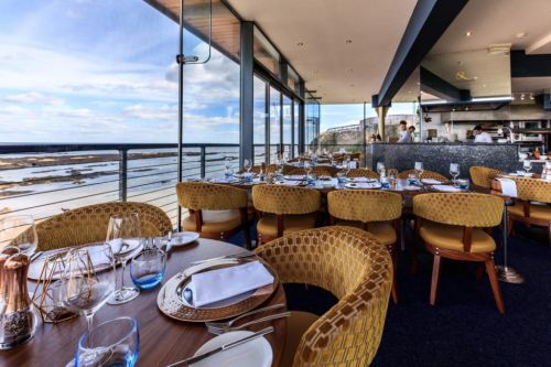 Award winning Fife seafood restaurant with beautiful sea views set to reopen this month