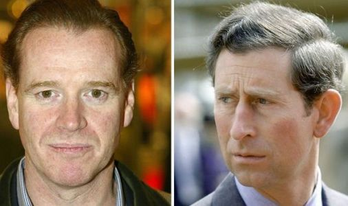 Unearthed photo exposes Prince Charles' 'rough' fight with James Hewitt