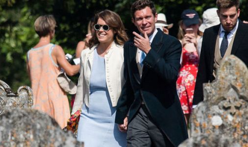 Princess Eugenie wedding: Jack Brooksbank's middle name revealed - you'll NEVER guess it