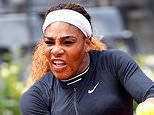 Serena Williams advances to second round of Italian Open after routine victory over Rebecca Peterson
