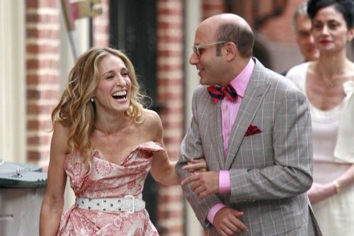 Sarah Jessica Parker breaks silence over death of Sex and the City co-star Willie Garson