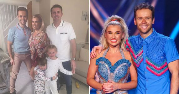 Dancing On Ice 2021: Viewers can't get enough of Billie Faiers' 'adorable' son Arthur stealing the show'