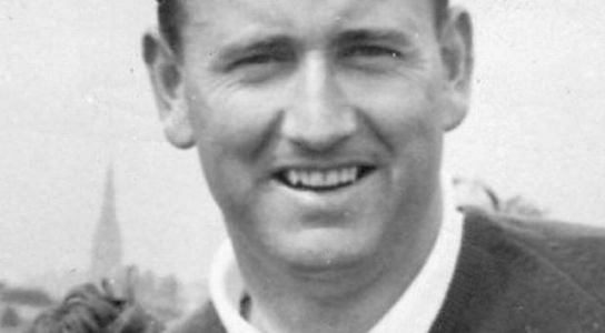 Talented Royal County Down golf club pro Ernie Jones a respected gentleman of game