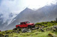 Moving mountains: Driving a Jeep Gladiator in New Zealand