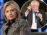 Hillary Clinton says 'nobody likes' Bernie Sanders and claims he 'got nothing done'