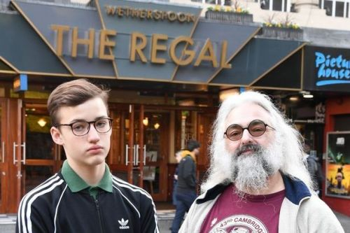 Furious dad who bought son, 13, alcohol-free cider is barred from Wetherspoons pub