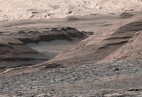 As three probes head for Mars, Curiosity nears eighth anniversary on red planet