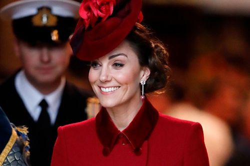 Celebrity Gogglebox's Denise Van Outen wants to see Kate Middleton in front of the TV