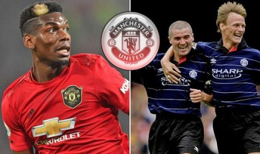 Man Utd star Paul Pogba compared with Roy Keane as Teddy Sheringham gives scathing verdict