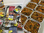 Savvy shopper cuts the cost of spending on food by batch cooking