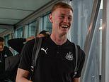 'I was deciding whether to go to League One': Sean Longstaff flattered by Manchester United link