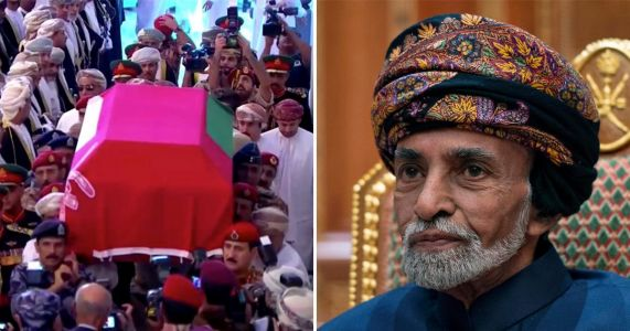 Middle East's longest-ruling king Sultan Qaboos bin Said dies aged 79
