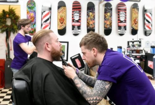 Aberdeen barbers raise thousands for Crohn's and Colitis UK with 24-hour 'cut-a-thon'