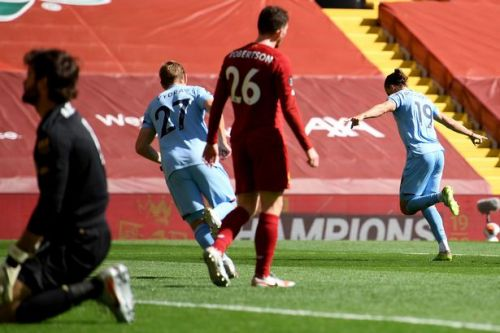 6 talking points as Burnley end Liverpool's 100 per cent home record