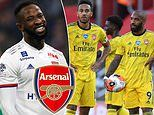 Arsenal 'very interested in Moussa Dembele if they lose Aubameyang or Alexandre Lacazette'