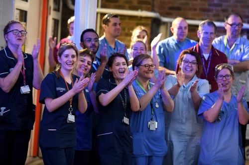 One Million Claps appeal aiming to raise £5million for NHS staff - how to donate