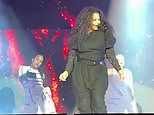 RnB Fridays Live crowd walk out of Janet Jackson concert in Brisbane