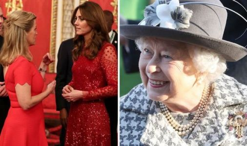 Sophie Wessex and Kate Middleton: The hidden message royals sent Queen with this move
