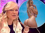 Kerri-Anne Kennerley weighs in on big bum trends and fat injections on Instagram