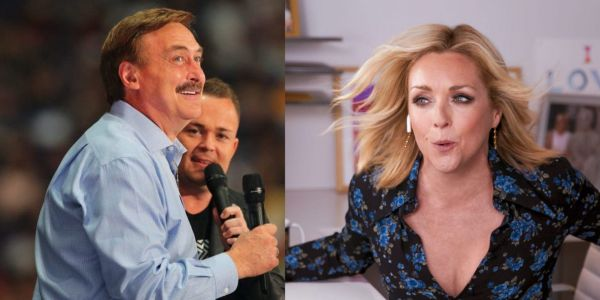 MyPillow CEO threatens to sue the Daily Mail after the publication reports he had a 'passionate romance' with actress Jane Krakowski