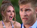 The Bachelorette: Luke Parker crashes rose ceremony with engagement ring for Hannah Brown
