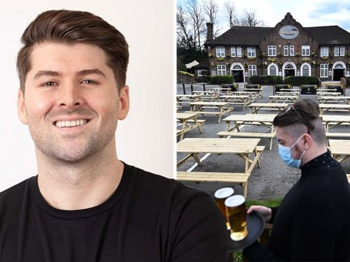 Boss gives staff Monday off to visit pub gardens as they reopen