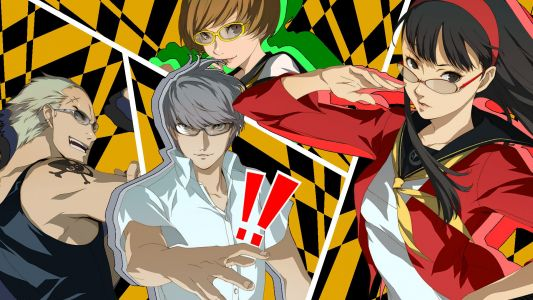 Persona 4 Golden out now on PC, fans campaign for PS4 port