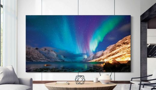 Samsung will soon ship Micro LED TVs, but MiniLED still leads the lineup