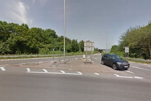 Man dies and two women seriously injured in crash during 'kidnap' incident