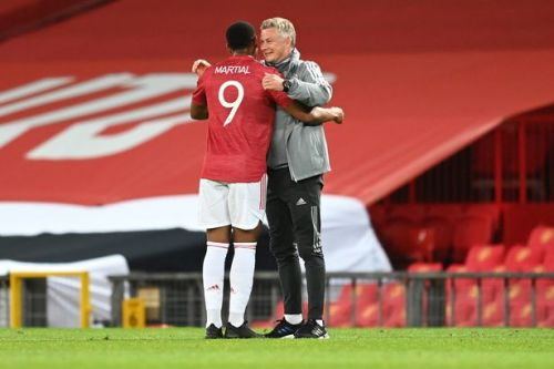 Anthony Martial's promise to Solskjaer after he 'begged' him to make change