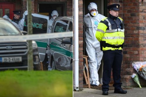 Dad found his three young children dead in family home 'when he got back from work'