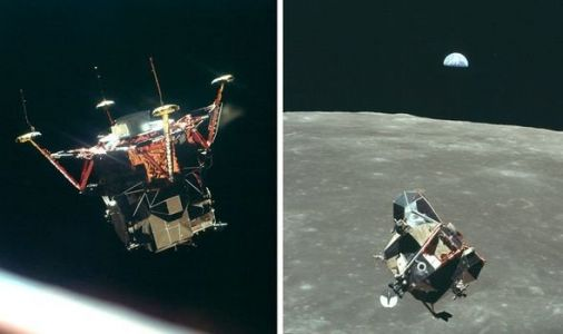 Moon landing: Never-seen-before NASA footage reveals Apollo 11 link to alien life on Moon