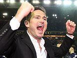 Audition day: All eyes will be on Frank Lampard at Wembley as Chelsea line up old hero