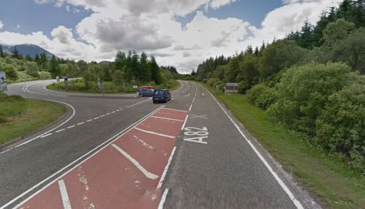 Baby and girl, 3, killed alongside parents, 25 and 26, in horror crash on A82 near Fort William