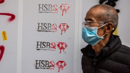 Hong Kong: how HSBC became wrapped up in China's 'security law'