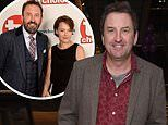 Lee Mack admits he is so scared of flying he travels alone by car