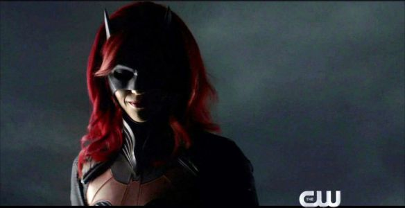 Ruby Rose's Batwoman officially comes out as gay to Gotham as her identity is threatened