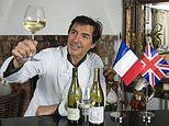 French chef JEAN-CHRISTOPHE NOVELLI compares Continental food and wine with British cuisine