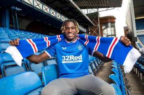 Calvin Bassey Rangers status clue as Ibrox club reveal squad numbers