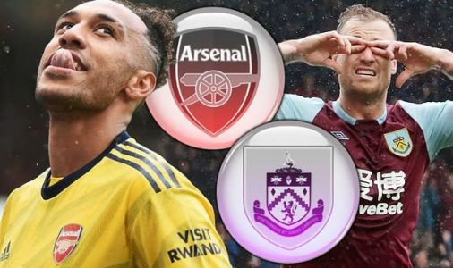 Arsenal vs Burnley LIVE: Line-ups confirmed, Premier League updates from the Emirates