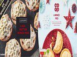 FEMAIL taste tests 25 supermarket mince pies in search of the best