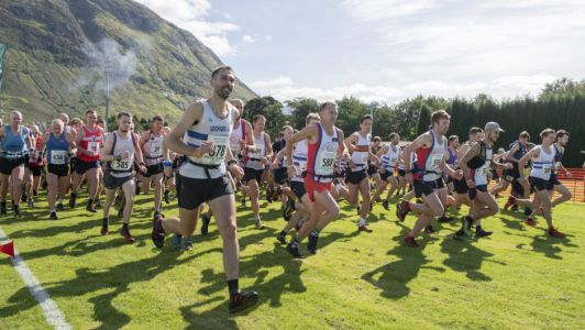 Fort William GP makes it 10 in a row as sun shines on Ben Nevis race
